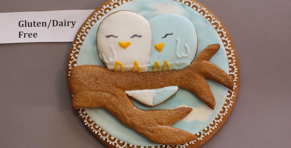 Lovebirds (gluten/dairy free)
