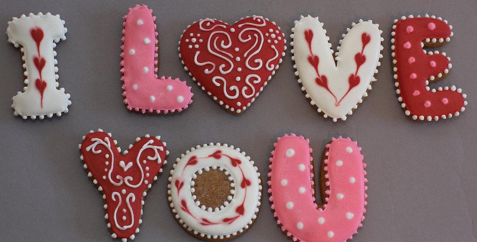 Cookies (I LOVE YOU)
