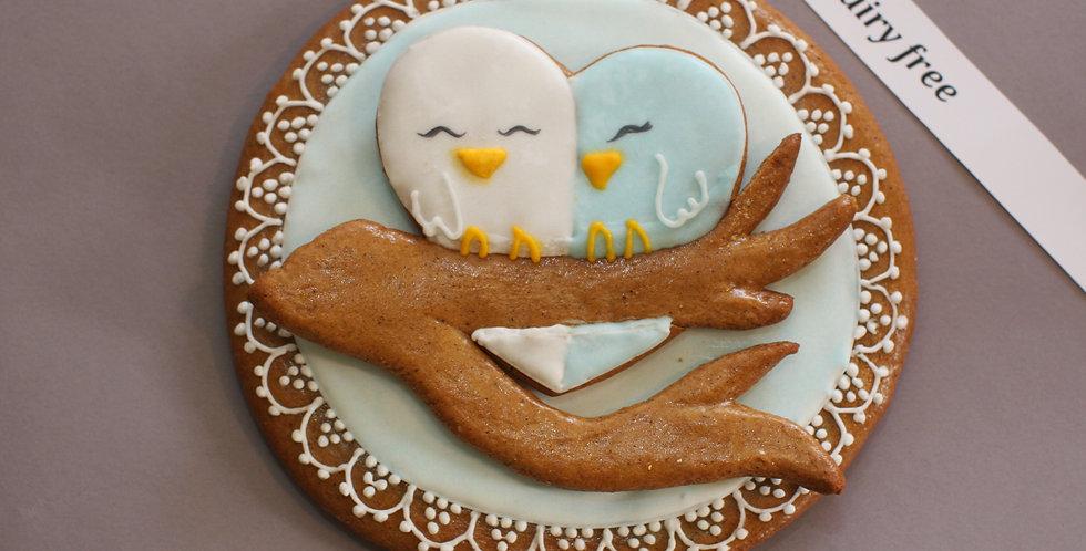 Lovebirds (dairy free)