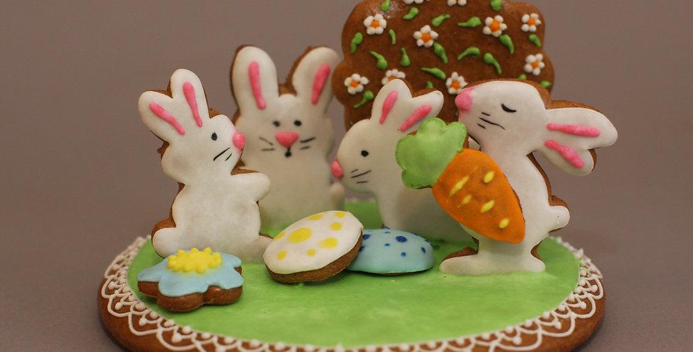 Bunny quartet