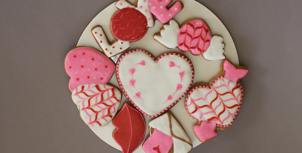 Assorted Cookies - personalized
