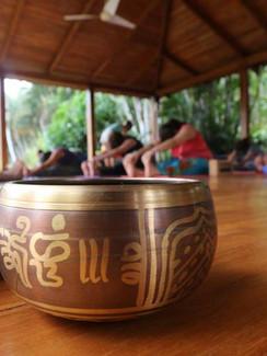 Macaw Lodge Yoga Deck
