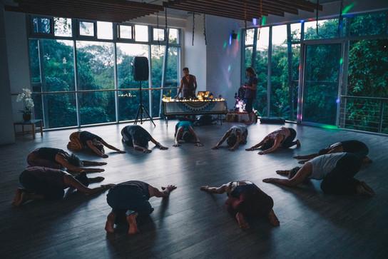HIGHER PURPOSE - MOVIMIENTO INTUITIVO & ECSTATIC DANCE