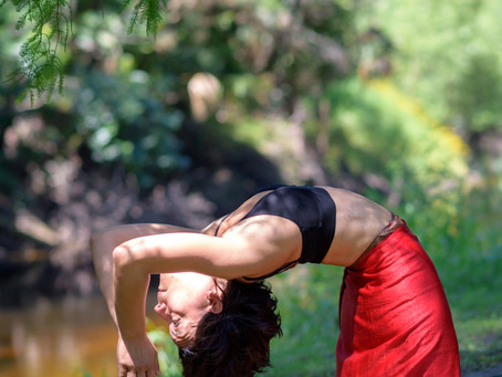 Obstacles are my Guru... a Kapotasana story!