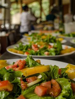 Macaw Lodge Healthy Food