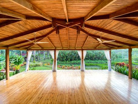 Porque Macaw Lodge para nuestros retiros