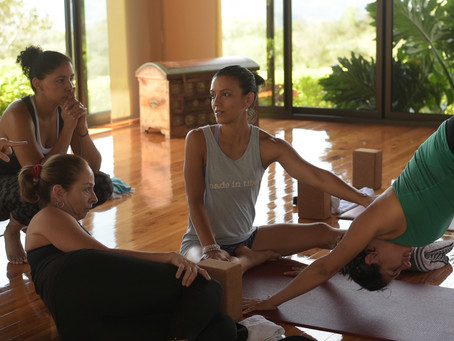 5 Practices to develop inner peace as yoga teachers in the modern world