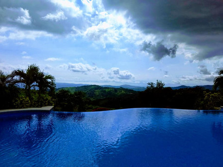 The Pool view