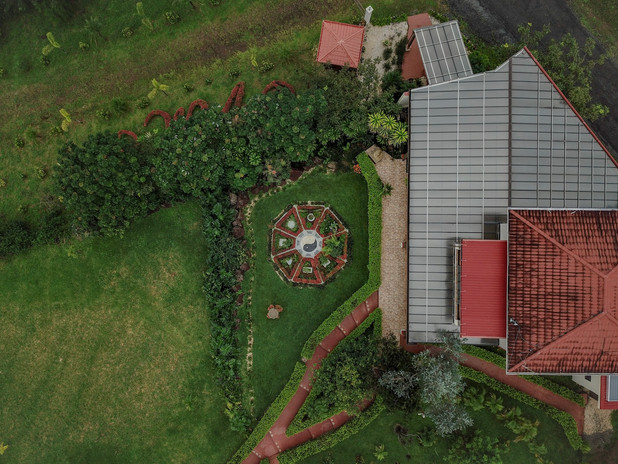 View from above