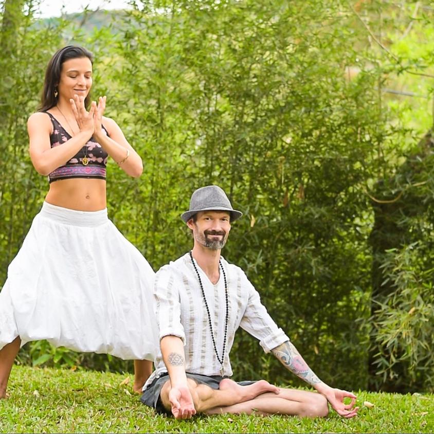 New Moon: El Ritual, Mantra Meditation & Forest Therapy (en Ciudad Colón, dirección se envía por mensaje privado)