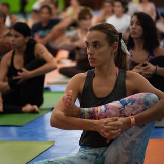 Sacred Self en Festival Nacional de Yoga 2019
