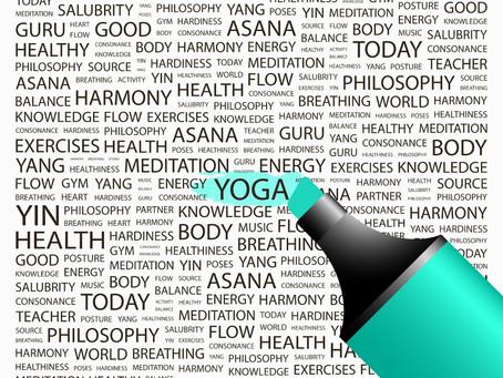 Empezando a practicar yoga... el primer escalón: La decisión!