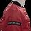 Thumbnail: Men's Red Aviator Bomber Jacket Bomber