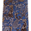 Thumbnail: Modern Paisley Silk Italian Neckties in Lavender & Blue