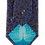 Thumbnail: Leaf Design Silk Italian Necktie in Red & Blue combination