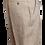 Thumbnail: Men's Beige Linen Italian Chiari Pants
