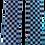 Thumbnail: Modern Polka Dot Italian Neckties in Navy, Red, Blue & Beige