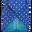 Thumbnail: Modern Polka Dots Silk Italian Neckties in Mint Green, Lavender, Blue & Orange
