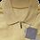 Thumbnail: Men's Lemon Yellow Italian Montechiaro Luxurious Cotton Zip-up Polo Shirt