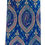 Thumbnail: Paisley Print Italian Necktie in Blue & Purple combinations