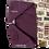 Thumbnail: Men's Stamp Prints & Purple Long Sleeves Cafe Bleu Fun Shirt