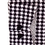 Thumbnail: Men's Black & White Swirls Pattern Long Sleeves Ave21 Trendy Shirt
