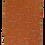 Thumbnail: Men's Leaf pattern Italian Silk Ties available in Orange & Purple