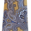 Thumbnail: Modern Paisley Silk Neckties in Yellow and Blue