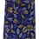 Thumbnail: Modern Leaf Nature inspired Silk Italian Necktie in Red & Blue