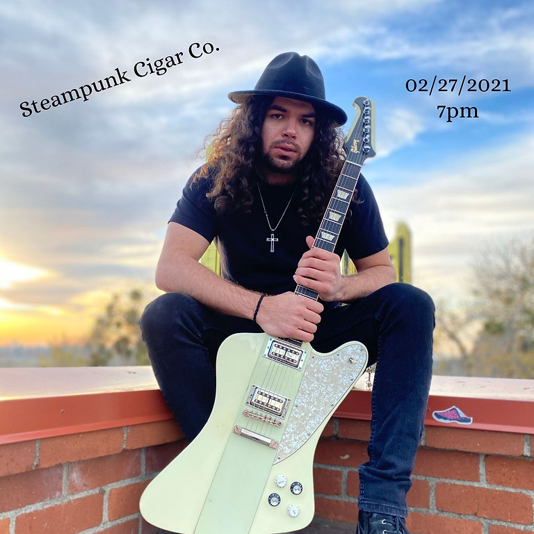 An Evening with The Zack Waters Band - Local Music Artist