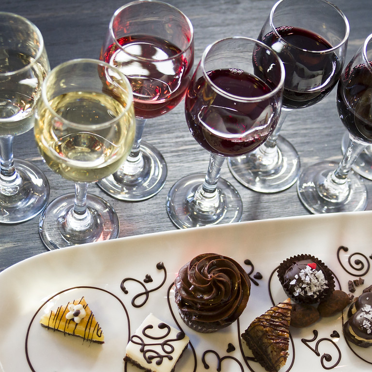 Wine and Chocolate Tasting Event