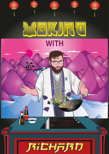 Woking with Richard Poster (Student Project)