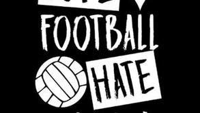 Love Football, Hate Racism visit the Stones tonight