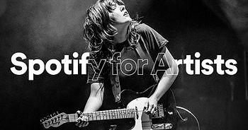 spotify artist promotion