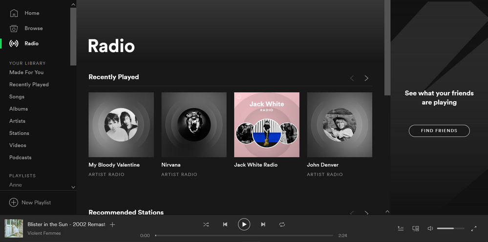 how to get your music on spotify radio
