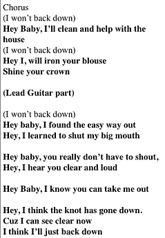 Lyrics-She Won't Back Down 2.png