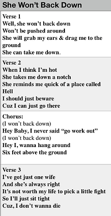 Lyrics-She Won't Back Down 1.png