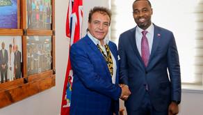 The Bermuda Premier Warmly Welcomes Wardour Studios and W1 Platform - The Hollywood Blockchain