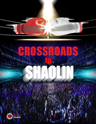 Crossroads to Shaolin - poster-compresse