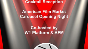 W1 Platform™ Chairman Inviting Filmmakers and W1 Platform™ Global Community Members to AFM
