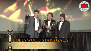 Announcing W1 Online Streaming Platform During Hollywood Stars Oscars® Gala™