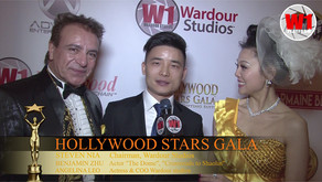 """Actor of Feature Film """"Crossroads to Shaolin"""" Attended Hollywood Stars Oscars® Gala™"""