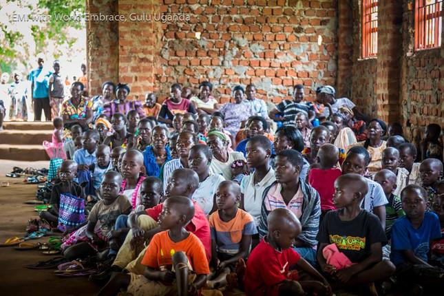 Humanitarian partnership, Gulu, Uganda.