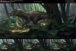 Lesson15_Jurassic Jungle_Arrange_small