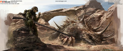 Lesson09_Desert Hunter_Arrange_small