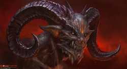 Lesson25_Demon Portrait_Arrange_small
