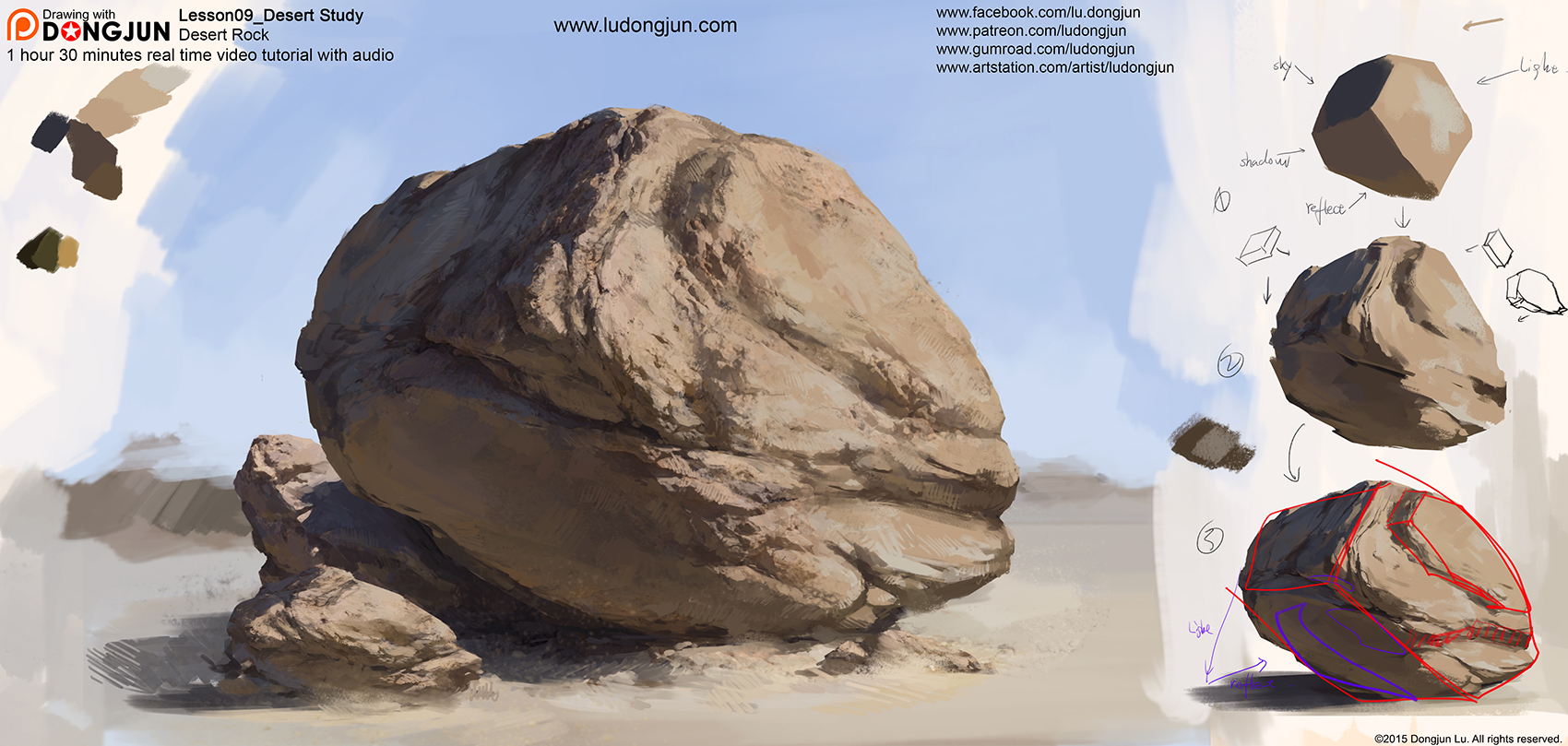 Lesson09_Desert Rock_Arrange_small