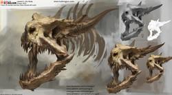 Lesson11_Dragon Skull_Arrange_small