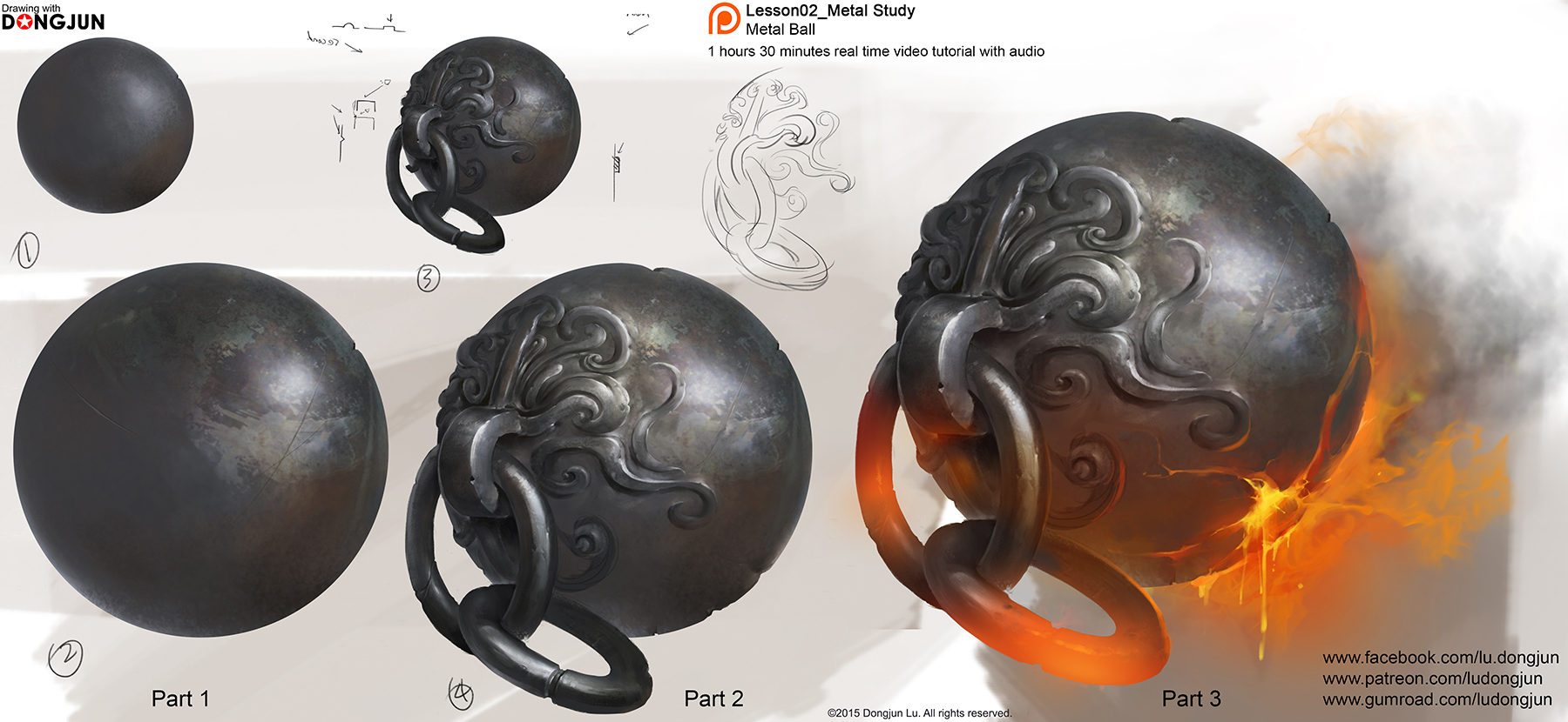 Lesson02_Metal Study_Metal Ball_small