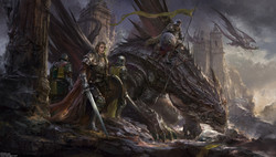 Dragon Kight_Finish_small